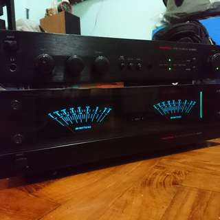 Proton AP-2000 II & duo mono power amplifier AA-2120