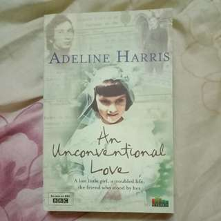 An Unconventional Love - Adeline Harris