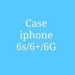 Case iphone 6s / 6+ / 6G