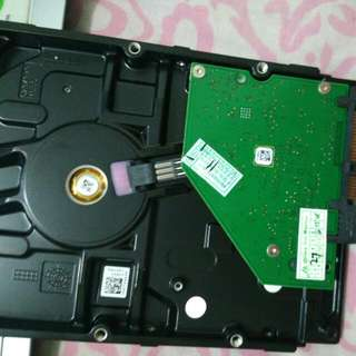 Hardisk / HDD Internal SEAGATE Barracuda