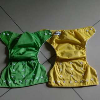 Cloth Diapers preloved