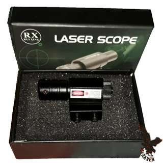 Laser Scope for Airsoft