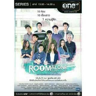 DVD Drama Thailand Room Alone 401 - 410 Thai Movie Film Kaset Lakorn