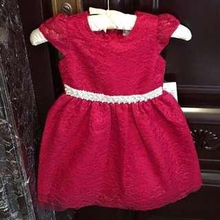 Jayne Copeland Luxury girl dress