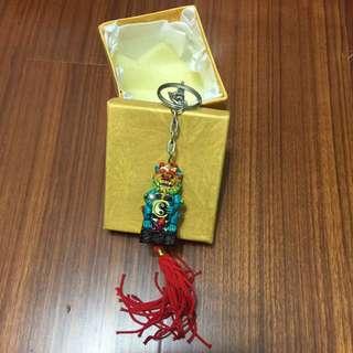 🚚 金門風獅爺吊飾