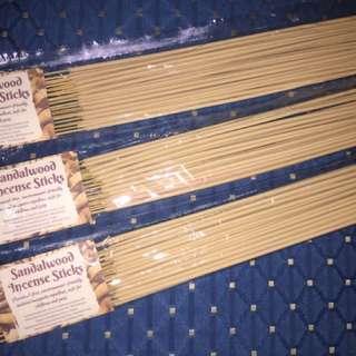 Sandalwood Mosquito Sticks