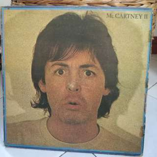 PAUL MCCARTNEY II VG