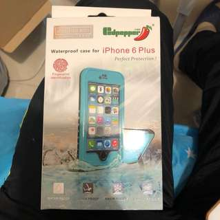 Pedpepper waterproof case for ip6plus