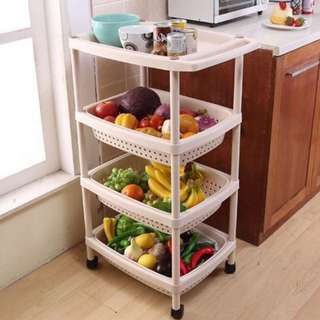 Clearance! BN Kitchen Trolley