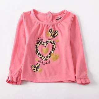 Baby Girl Shirt/ Clearance price( loss)