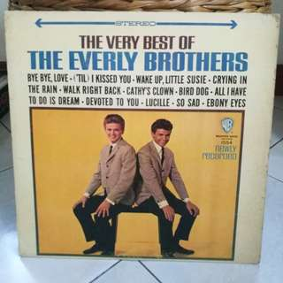 THE VERY BEST OF EVERLY BROTHERS G WITH MINIMAL POPPING SOUND