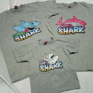 Baby Shark Family Shirt