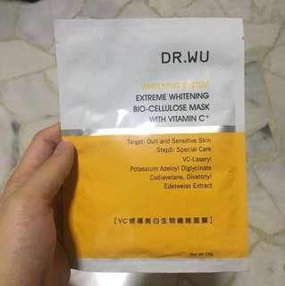 Dr Wu mask