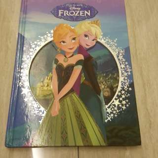 Disney Frozen story book