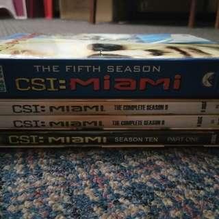 CSI:Miami Series #xmas25