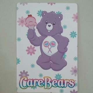 SALE📮Brand New Share Bear Care Bears Postcard / Greeting Card