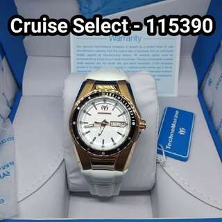 Authentic Cruise Select TechnoMarine Watches