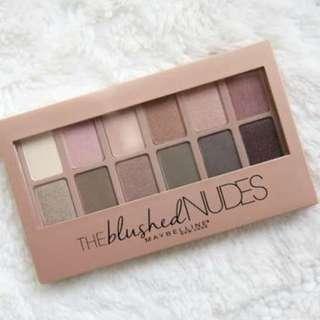 Maybelline Blushed Nudes Eyeshadow