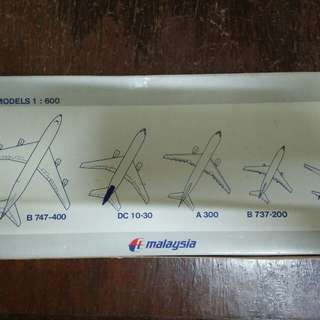 Malaysia Aeroplane models