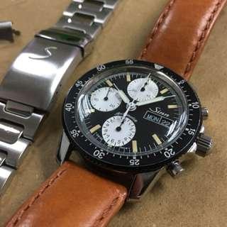 Sinn 103a automatic Chronograph watch