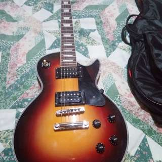 Les Paul Gibson (Sun burst)