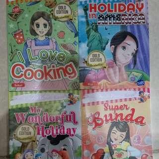 Novel Anak KKPK - Kecil Kecil Punya Karya
