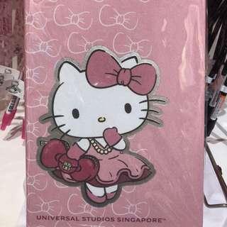 USS Hello Kitty Notebook