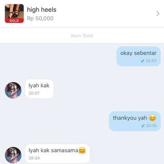 thankyou for trusted us 🙏🏻