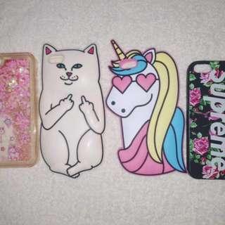 Iphone 5/5s cases bundle