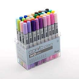 Copic Ciao Markers 36 A & B