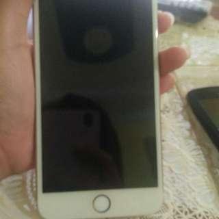 IPHONE 6S+ ROSEGOLD 16gb