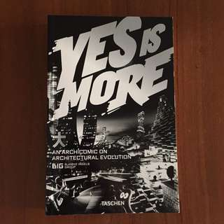 Yes is More: an Archicomic on Architectural Evolution - Bjarke Ingels