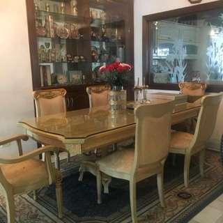 SALE - Da Vinci Dining Table