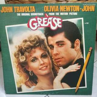 ORIGINAL MOTION PICTURE SOUND TRACK GREASE G