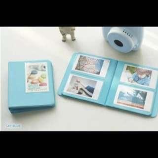 Polaroid Instax Mini Album (Sky Blue)