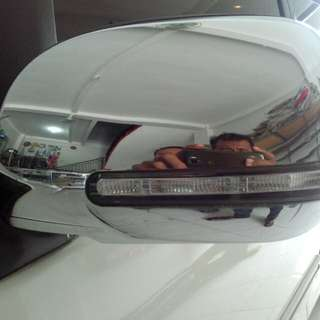 Cover spion chrome innova