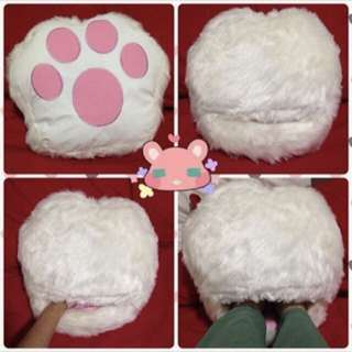 [Limited Edition] Authentic Etude House Paw Hand / Feet warmer