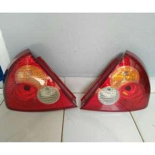 Lampu Belakang Mitsubishi Lancer Evo 4