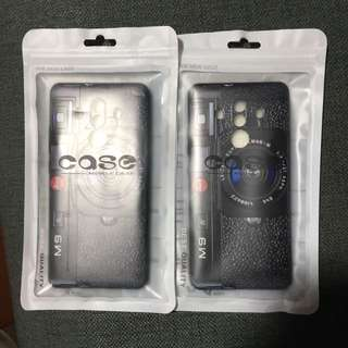Huawei Mate 10 Pro hard case (comes with screen protector)