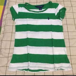 REPRICED Ralp Lauren frm US 6-9t