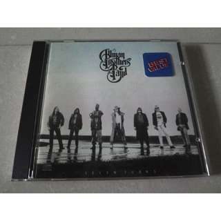 The Allman Brothers Band CD Seven Turns