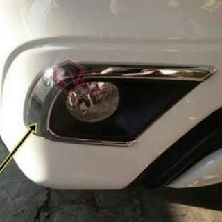 List / ring foglamp grand Innova