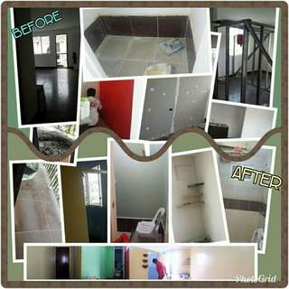 Design n Build, Renovation