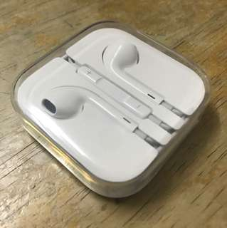 iPhone 6s' earphone/耳機