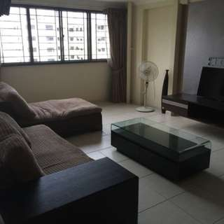 5rm spacious HDB near Admiralty mrt for rent