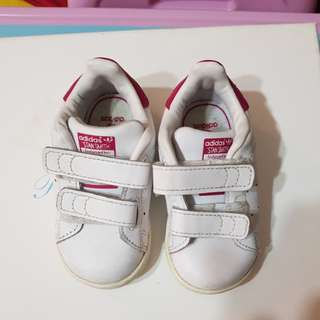 Authentic baby Stan Smith pink US5