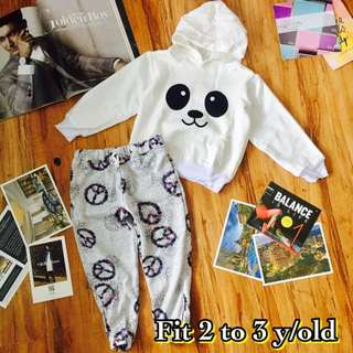 Buddy with Jogger for Kids