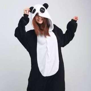 Panda Adult Onesie (S)