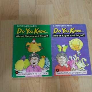 Do You Know series (2 books)