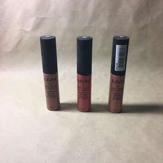NYX Soft Matte Lip Cream (SMLC)